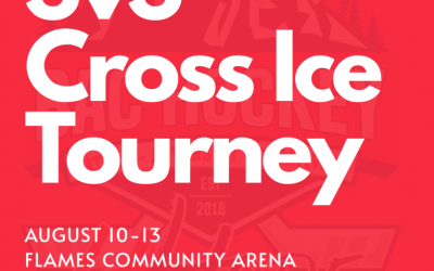 3v3 Cross Ice Jr. Prep Tourney